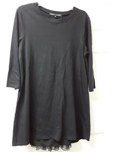 English Factory black dress